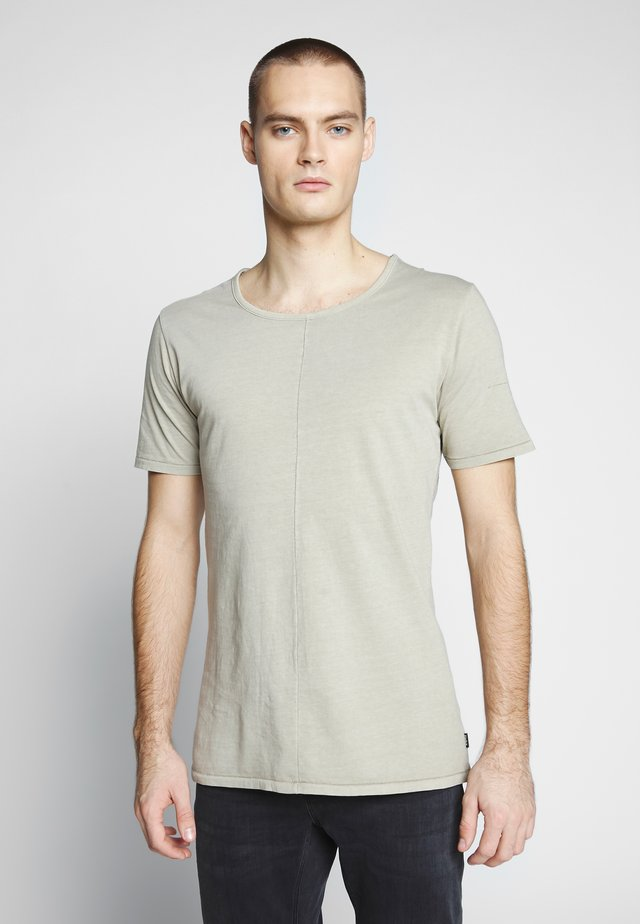 ELIANO - T-Shirt basic - sand