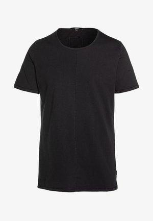 ELIANO - Jednoduché triko - black