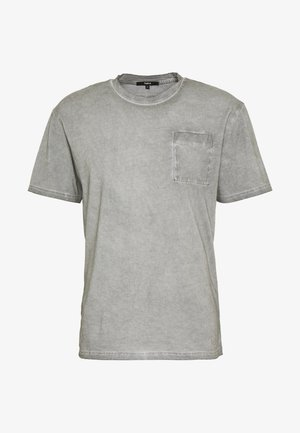 ALESSIO - Basic T-shirt - vintage light grey
