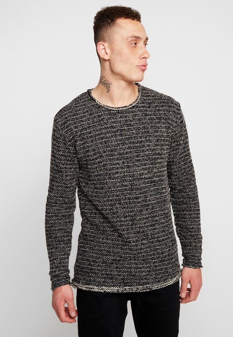 Tigha - Sweter - black