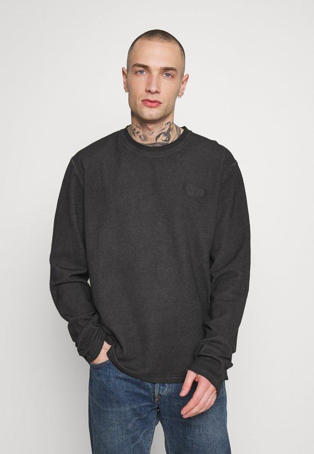 LEONE - Sweatshirt - vintage anthracite