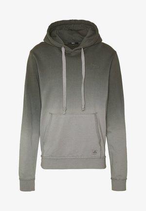 LOUZ - Hoodie - light grey/dark grey