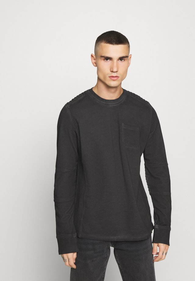 CHAD - Sweatshirt - vintage anthracite