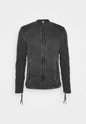 TOMAS - Denim jacket - vinatge black