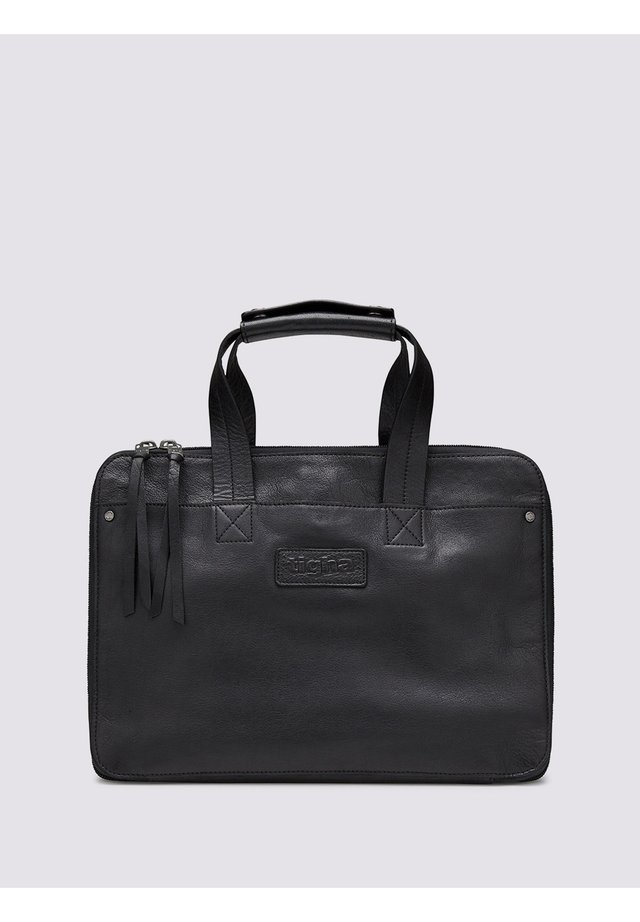 SENON - Briefcase - black