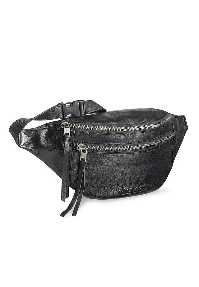 NALDO - Bum bag - black