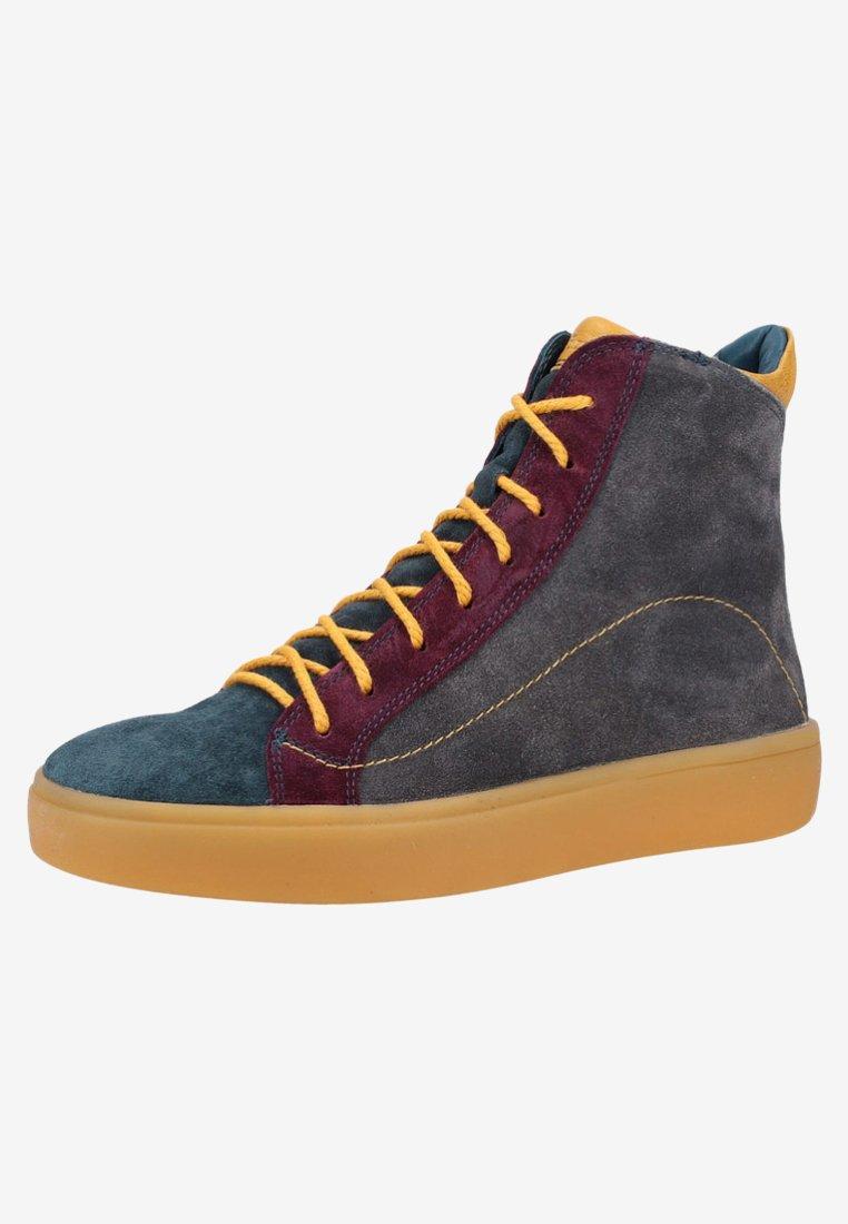 Think! Boots à talons grey