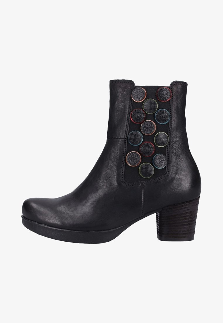 Think! - Ankle boots - black