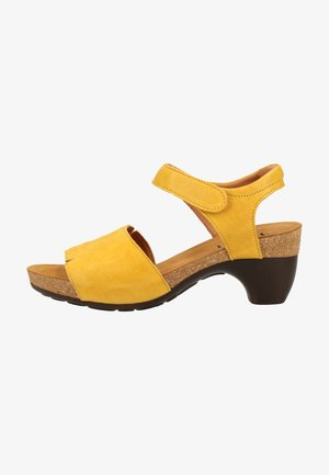 Sandaler - safran