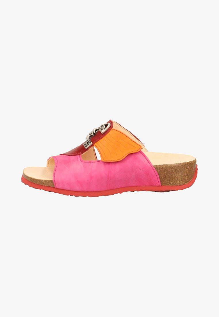 Think! - Sandaler - pink