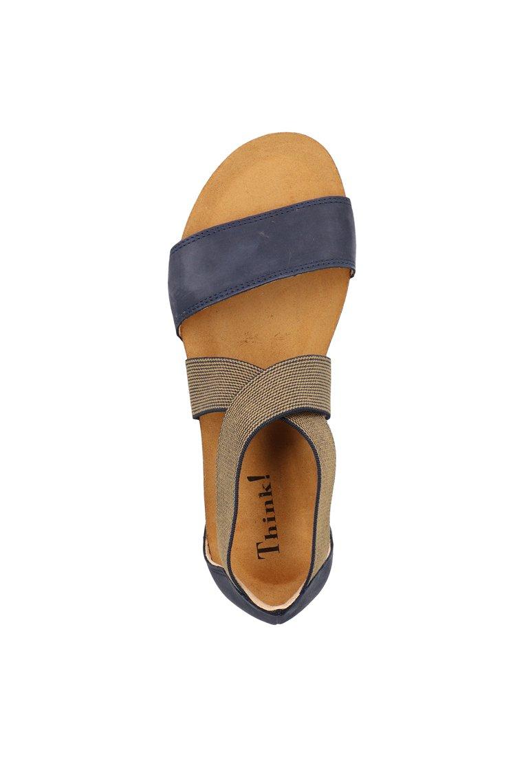 Think! Sandały trekkingowe - blue