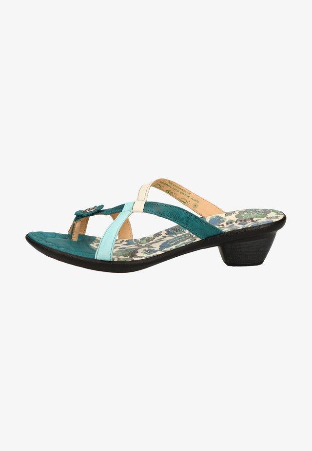 Sandaler - turquoise