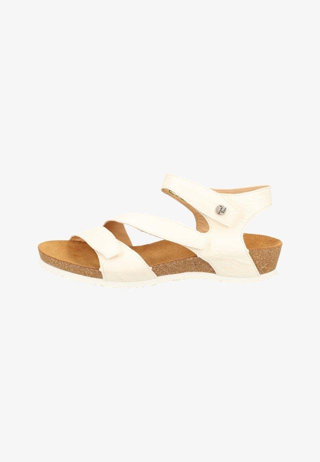 Sandals - ivory