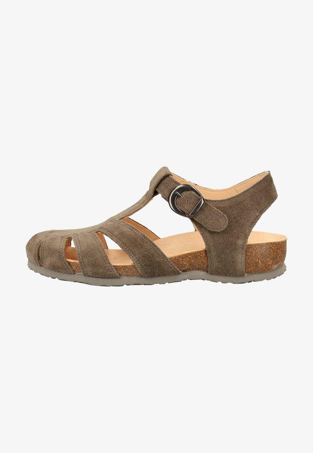 THINK! SANDALEN - Sandały trekkingowe - brown