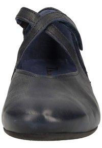 Think! - THINK! BALLERINAS - Ballerinasko m/ rem - navy 87 - 5
