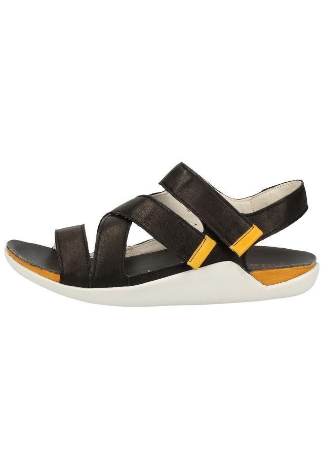 Sandaler - sz/kombi 09