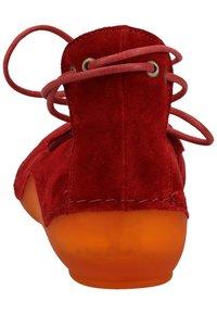 Think! - Ballerinasko m/ skaft - red - 3