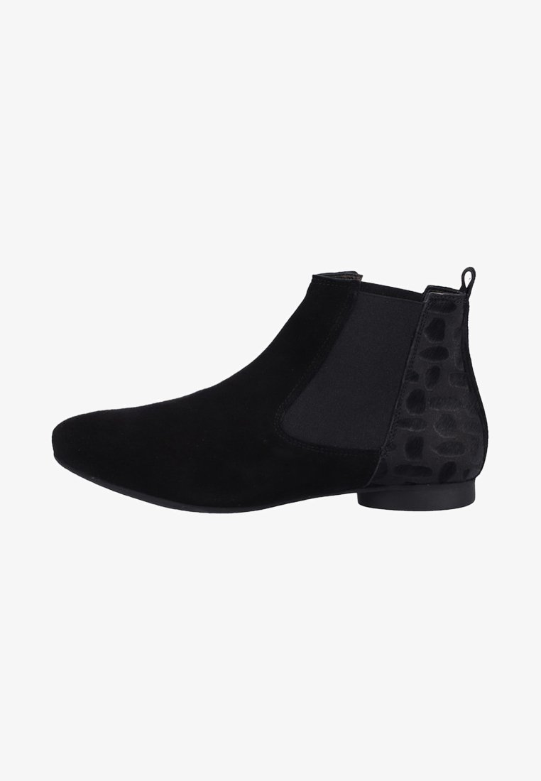 Think! - Boots à talons - black
