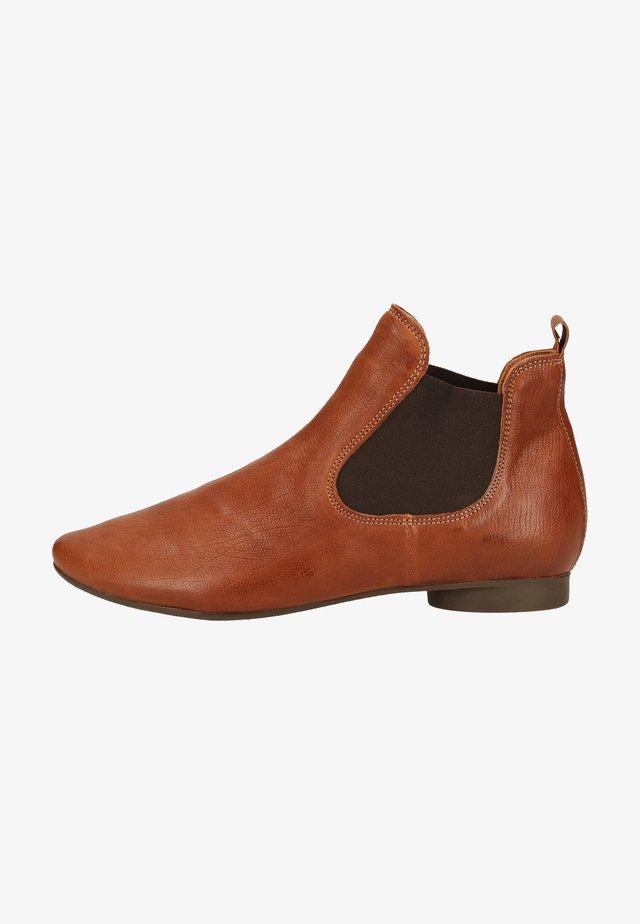 Classic ankle boots - cognac 3000