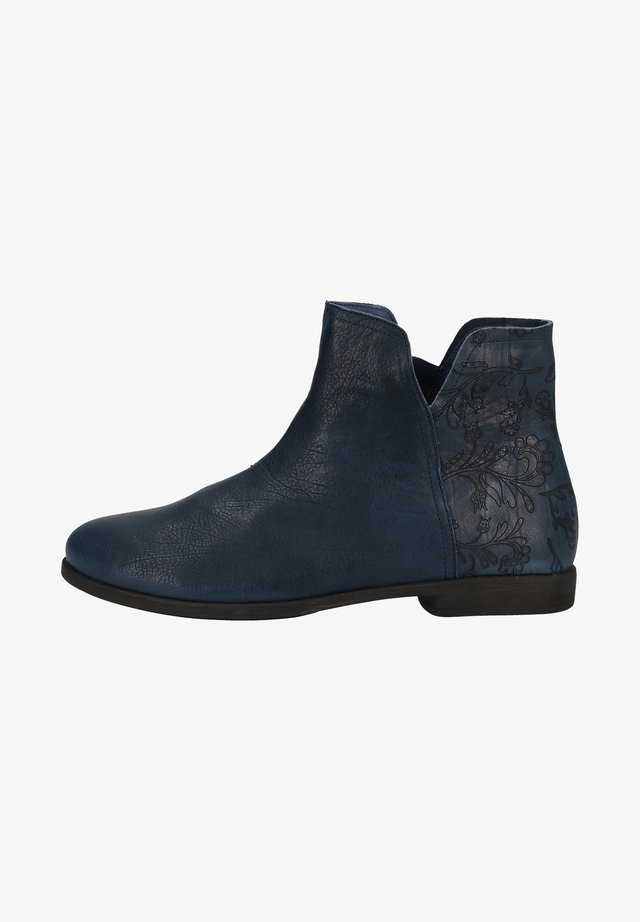 Ankle Boot - azur 8010