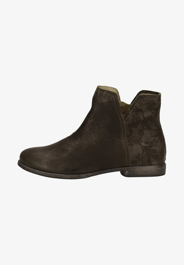 Ankle boot - grunge 2000
