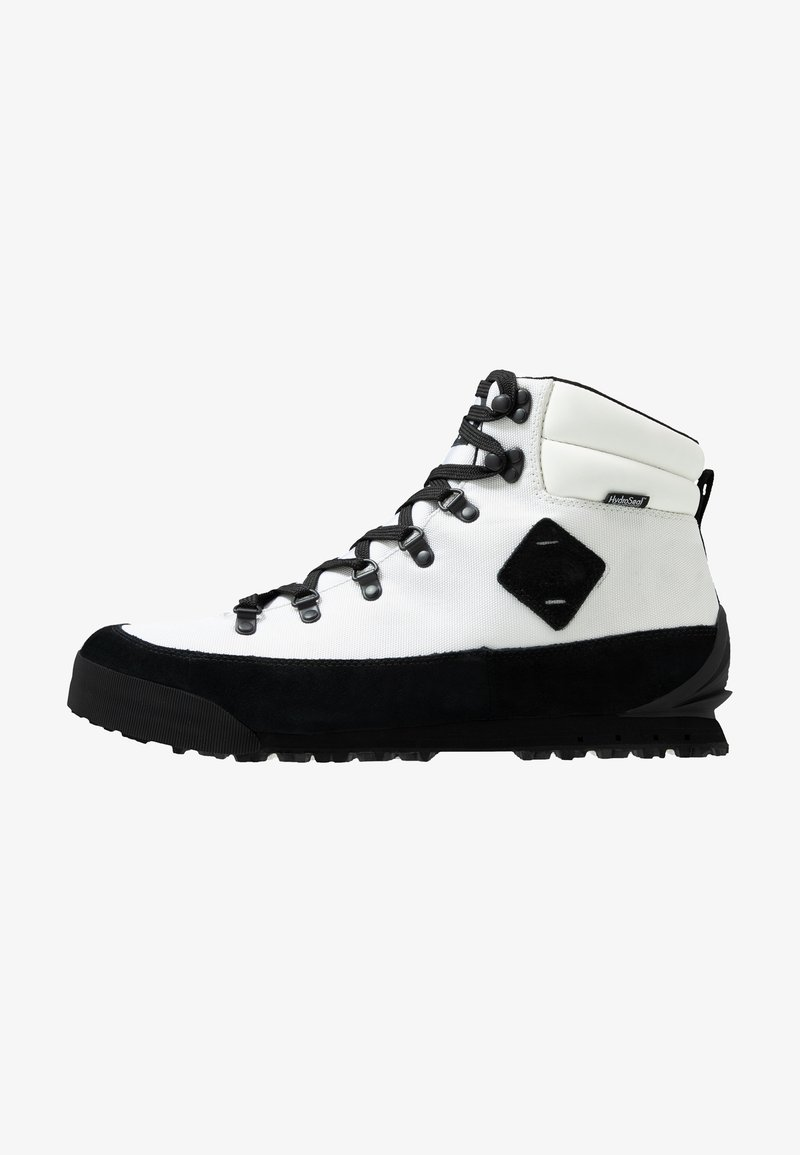 The North Face - MEN'S BACK-TO-BERKELEY - Botines con cordones - white/black