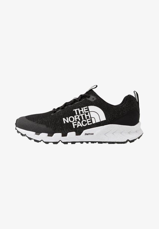 SPREVA SPACE - Sneakersy niskie - black/white