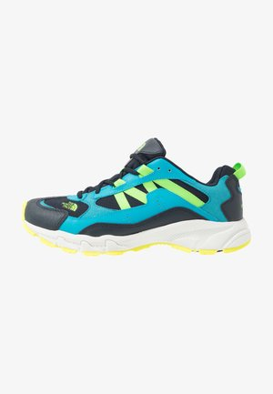 ARCHIVE TRAIL KUNA CREST - Trainers - urban navy/atomic blue