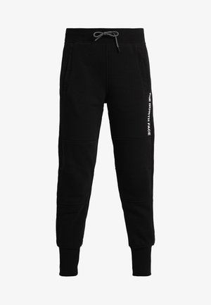 GRAPHIC PANT - Trainingsbroek - black