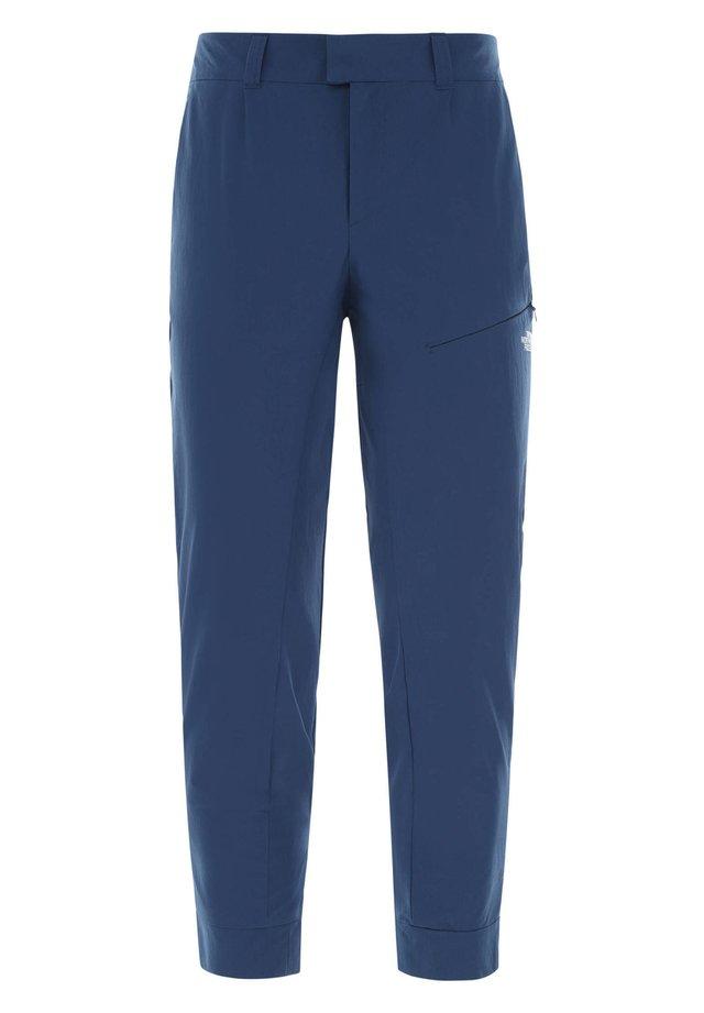 "THE NORTH FACE DAMEN WANDERHOSE ""INLUX CROPPED"" VERKÜRZT - Trousers - blau (296)"