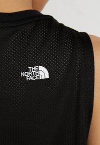 The North Face - LIGHT TANK - Topper - black - 5