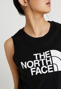 The North Face - LIGHT TANK - Topper - black - 3