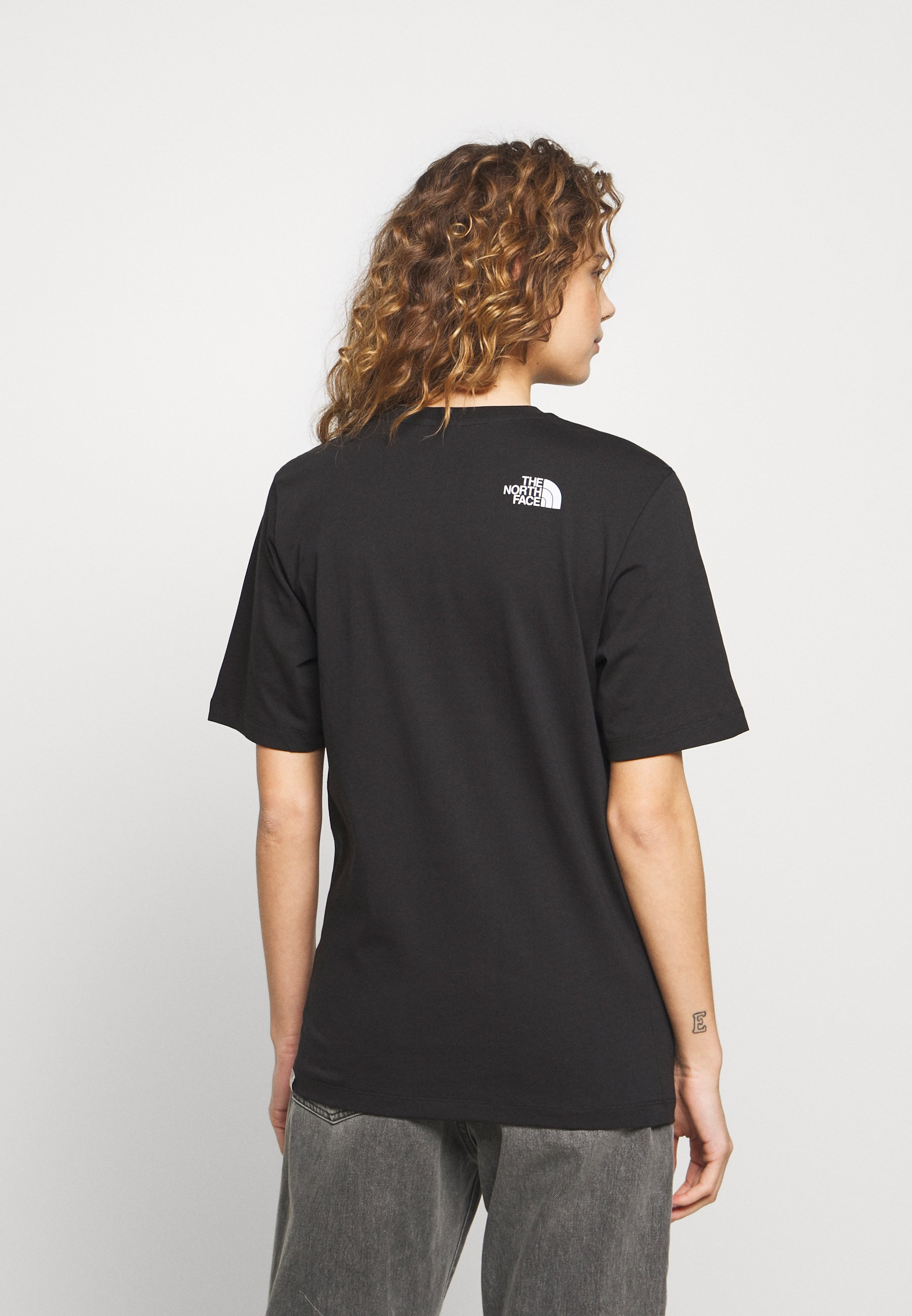 The North Face SIMPLE DOME - T-shirts - black