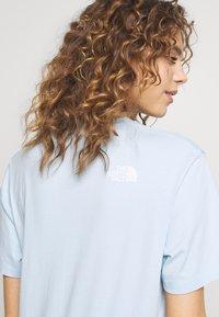 The North Face - ZUMU TEE - T-Shirt basic - blue - 5