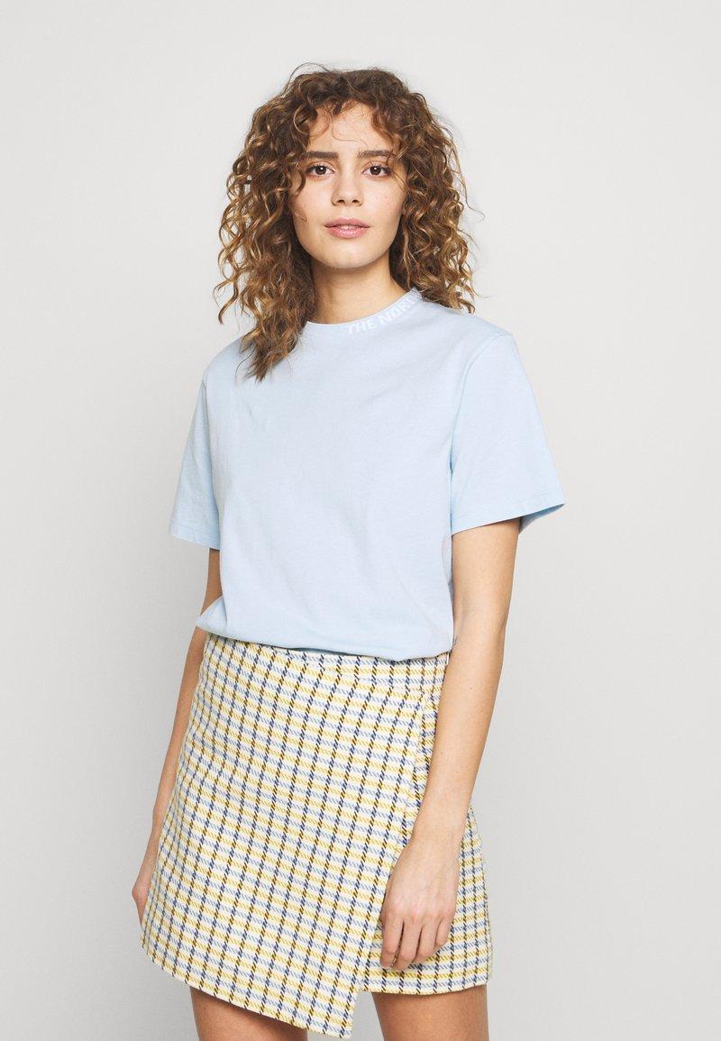 The North Face - ZUMU TEE - T-Shirt basic - blue