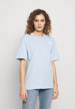 REDBOX TEE - T-shirts med print - blue