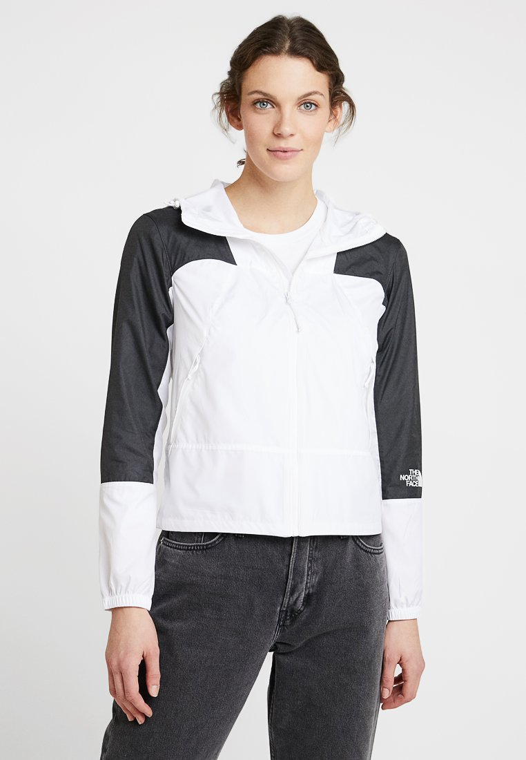 The North Face - Veste imperméable - white