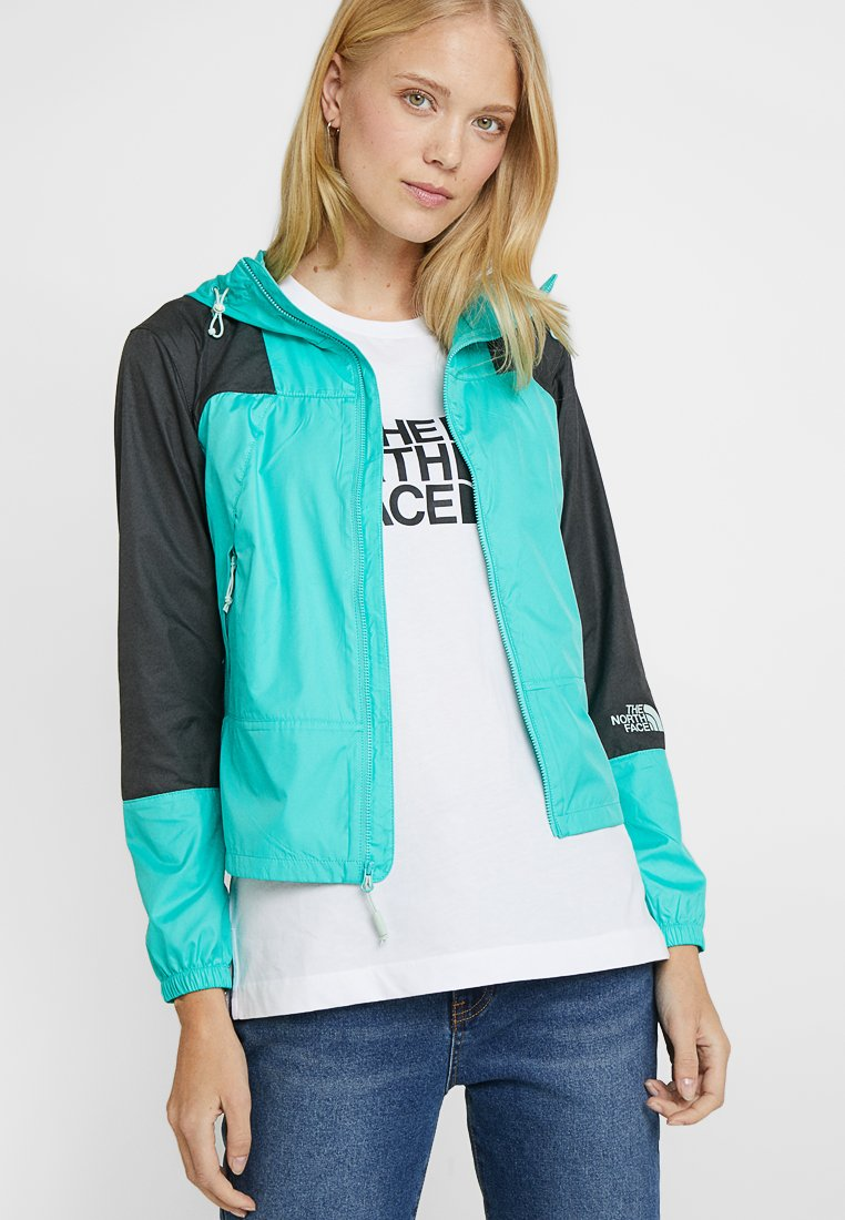 The North Face - Impermeable - retro green
