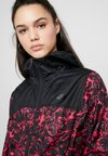 The North Face - PRINT CYCLONE - Leichte Jacke - rose red