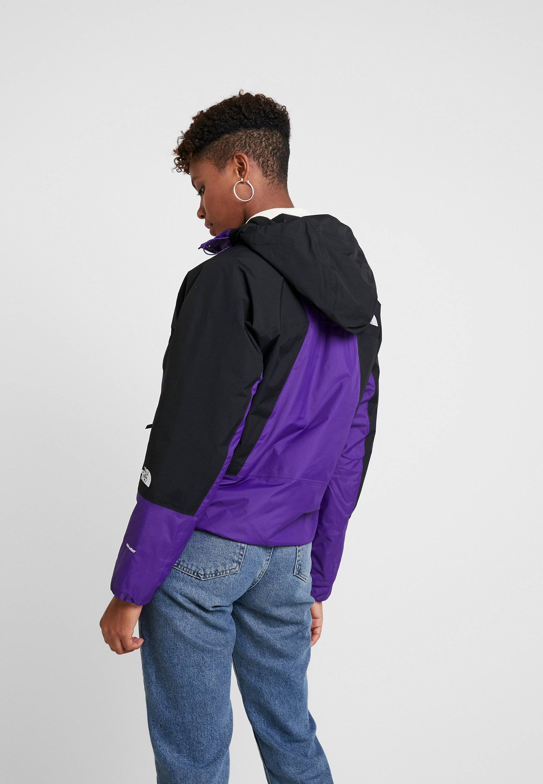 The North LightDoudoune Face Hero Purple black If6b7gYyv