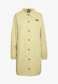 The North Face - TELEGRAPHIC COACHES JACKET - Short coat - hemp - 5
