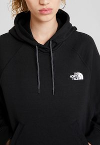 The North Face - GRAPHIC - Hoodie - black - 6