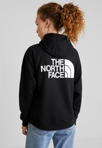 The North Face - GRAPHIC - Hoodie - black - 2