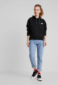 The North Face - GRAPHIC - Hoodie - black - 1