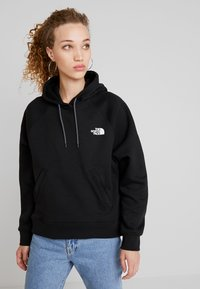 The North Face - GRAPHIC - Hoodie - black - 0