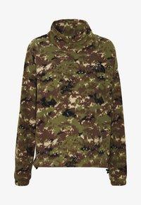 The North Face - POLAR - Fleece jumper - burnt olive green - 3