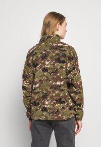 The North Face - POLAR - Fleece jumper - burnt olive green - 2