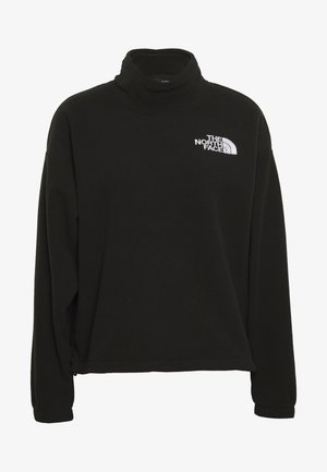 POLAR - Fleece jumper - black