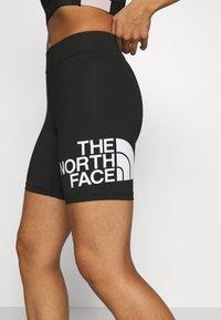 The North Face - KABE SHORT - Shorts - black - 4