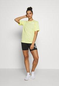 The North Face - KABE SHORT - Shorts - black - 1